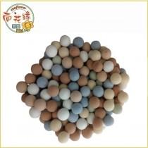 【向花緣】彩色陶石/彩色陶粒/陶碳球 - 500g(三種規格)