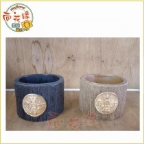 【向花緣】吉祥如意陶瓷盆(應景盆)