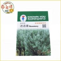 【向花緣】農友 迷迭香 - 香藥草種子
