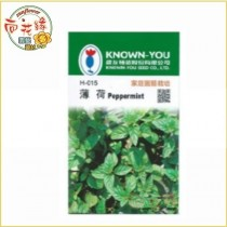 【向花緣】農友 薄荷 - 香藥草種子