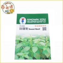 【向花緣】農友 甜羅勒 - 香藥菜種子