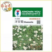 【向花緣】農友 洋甘菊 - 香藥草種子