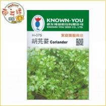 【向花緣】農友 胡芫荽 - 香藥菜種子