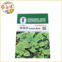 【向花緣】農友 香蜂草 - 香藥草種子