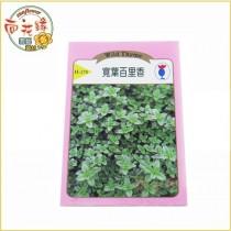 【向花緣】農友 寬葉百里香 - 香藥草種子