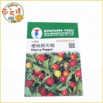 【向花緣】農友 櫻桃朝天椒 - 樂趣種子