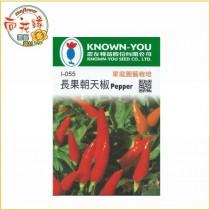 【向花緣】農友 長果朝天椒 - 樂趣種子