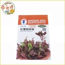【向花緣】農友 紅葉甜菜根 - 特選種子