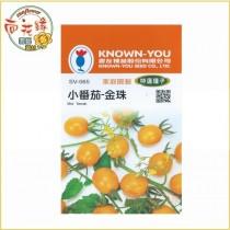 【向花緣】農友 小番茄 - 金珠 - 特選種子