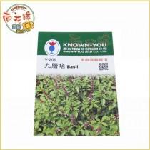 【向花緣】農友 九層塔 - 蔬菜種子