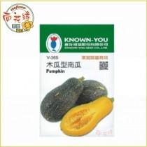 【向花緣】農友 木瓜型南瓜 - 瓜果種子